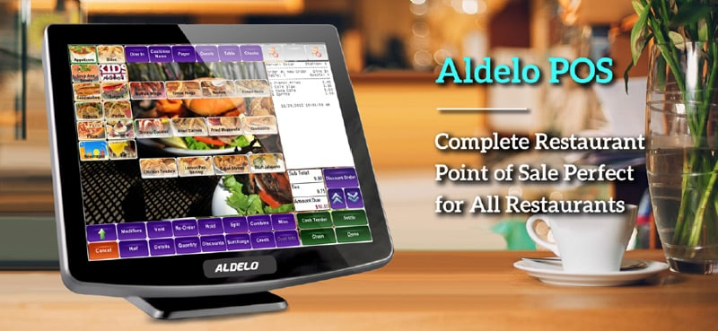 Aldelo POS: Complete Restaurant Point Of Sale, Perfect For All Restaurants