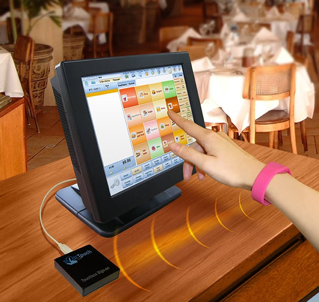 SoftTouch POS Touchless Sign On