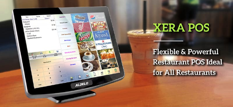 Aldelo Xera POS: Flexible & Powerful Restaurant POS Ideal for All Restaurants