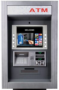Genmega GT 5000 ATM Machine