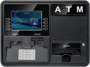 Nautilus Hyosung Onyx W Wall-Mount or Countertop ATM