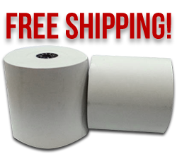 Free Shipping on Thermal Paper!