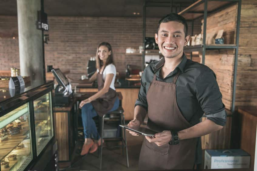 Restaurant owner and employee, cash advance funding.